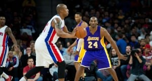 Kobe Bryant Calls Caron Butler 'One Of My Favorite Teammates'