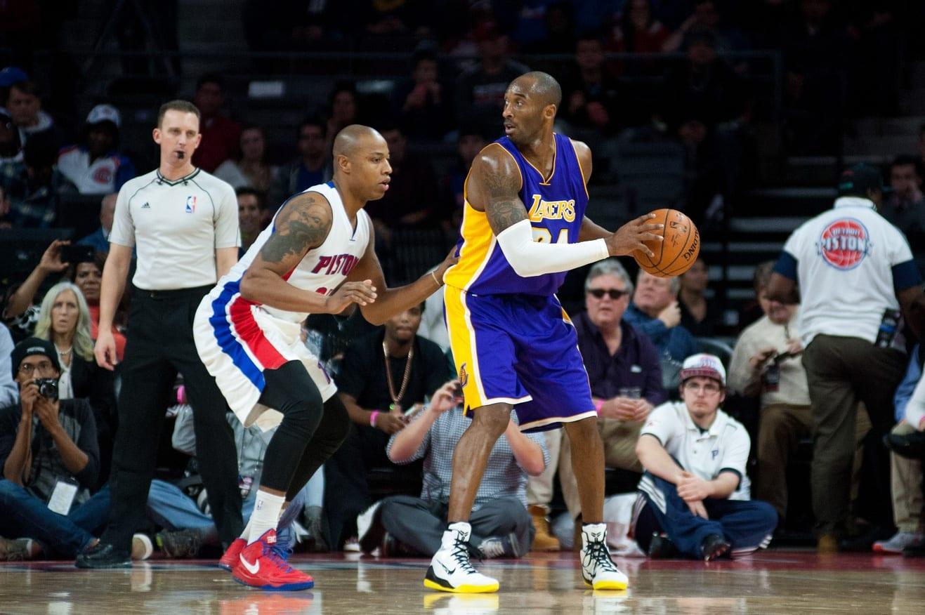 Kobe Bryant Calls Caron Butler 'One Of My Favorite Teammates'