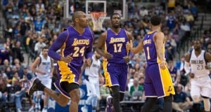 Roy Hibbert on Lakers Young Core