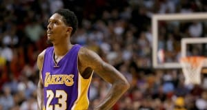Lakers Lou Williams A plus for Young Core