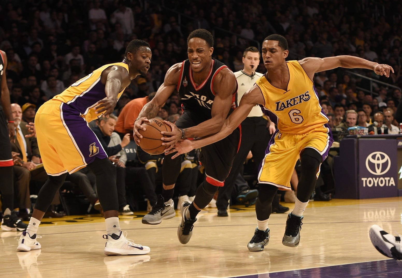 Raptors Vs Lakers Pinterest: Los Angeles Lakers Vs. Toronto Raptors NBA Highlights