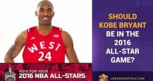 Kobe All Star Slate