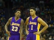 D'Angelo Russell Lou Williams