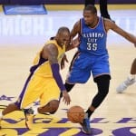 Kobe Bryant Kevin Durant