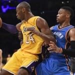 Kobe Bryant Russell Westbrook