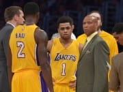 D'Angelo Russell Byron Scott Brandon Bass