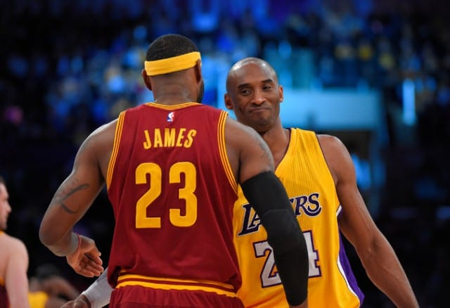 49a3770333ba Arrival Of LeBron James Can t Dull Kobe Bryant s Brilliant Legacy With  Lakers