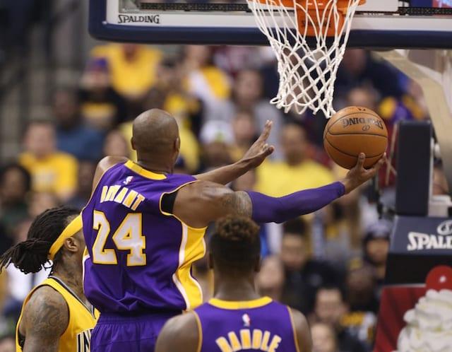 Kobe Bryant Jordan Hill