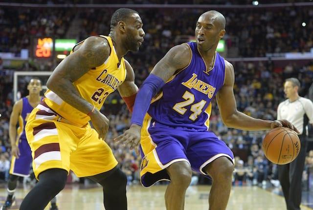 7aaa1c114f058b Lakers News  LeBron James Details Why Michael Jordan