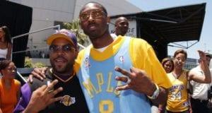 Kobe Bryant Ice Cube