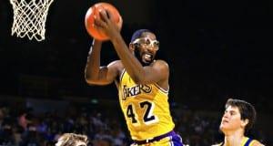 James Worthy, Lakers