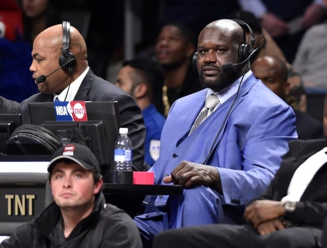 Shaquille O'Neal, Charles Barkley