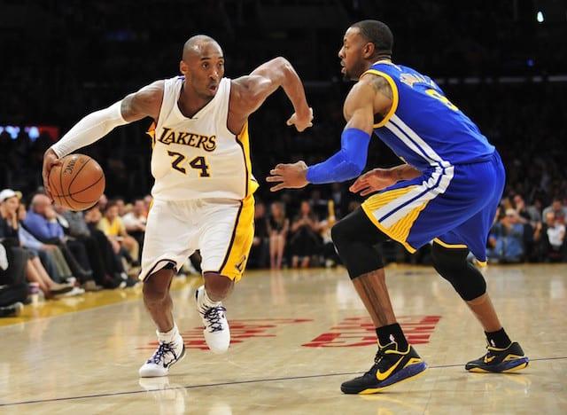 Kobe Bryant Andre Iguodala