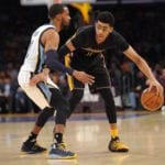 D'Angelo Russell Mike Conley