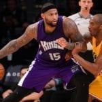 DeMarcus Cousins Kobe Bryant