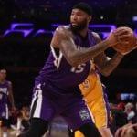 DeMarcus Cousins Kings NBA
