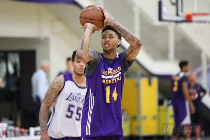 (Ty Nowell/Lakers.com)