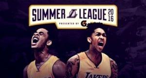 2016 Lakers Summer League
