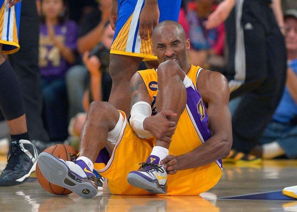 Kobe Bryant Lakers Celtics