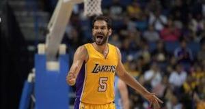 Jose Calderon Lakers
