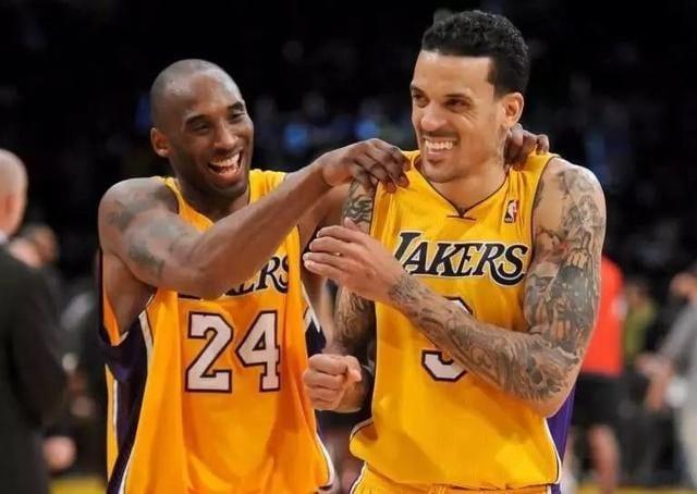Lakers News: Matt Barnes Enjoyed Being Teammates With Kobe ...