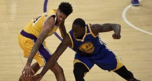 Brandon Ingram Draymond Green Lakers Warriors