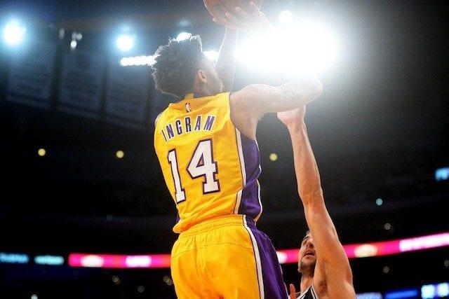 Brandon Ingram, Lakers, NBA