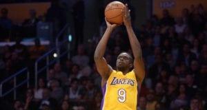 Luol Deng Lakers