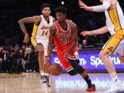 Brandon Ingram Jimmy Butler Lakers