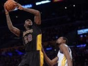 Tarik Black, Lakers