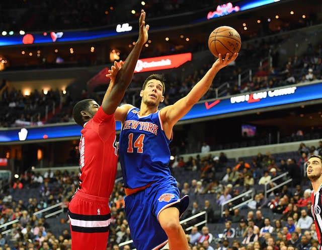 Willy Hernangomez, New York Knicks