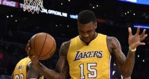 Thomas Robinson Lakers