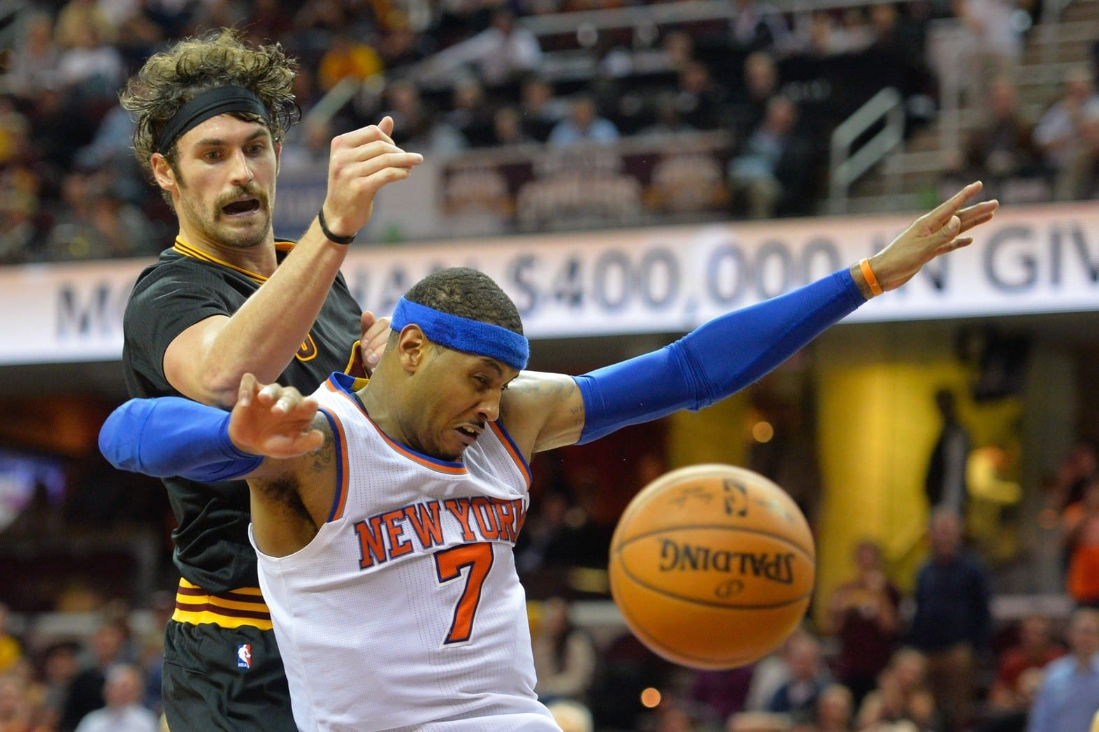 Carmelo Anthony Kevin Love