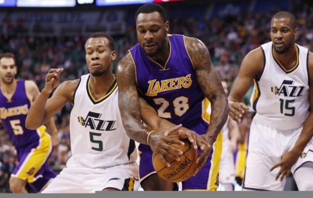 Tarik Black Lakers