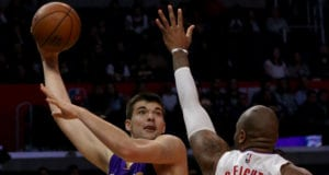 Ivica Zubac Lakers