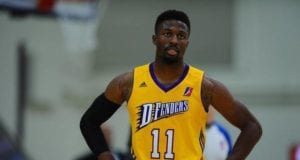 D-Fenders, Lakers, David Nwaba