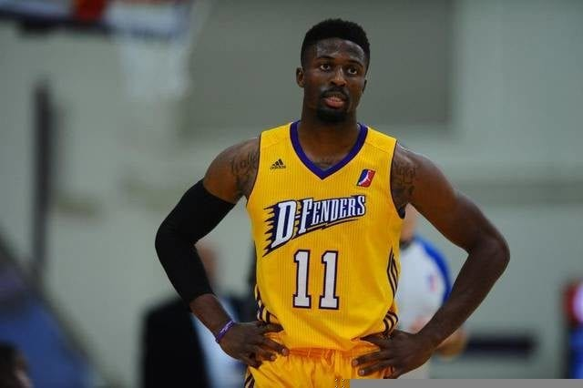 D-Fenders, Lakers, David Nwaba