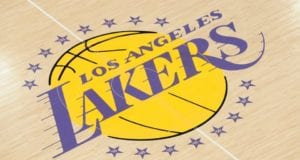 Lakers Center Court