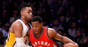 Kyle Lowry, Lakers, Raptors