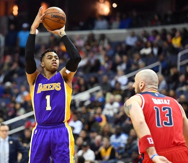 Nuggets Fall In Overtime To Wizards: Game Recap: Lakers Fall To John Wall's Wizards To Begin