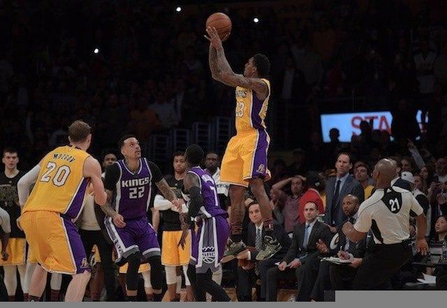 Lou Williams, Lakers, Kings
