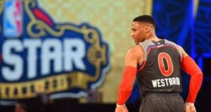 Russell Westbrook, NBA All-Star Game