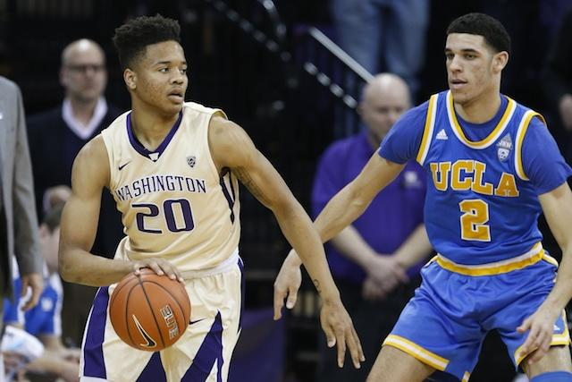 Markelle Fultz, Lonzo Ball, Washington, UCLA