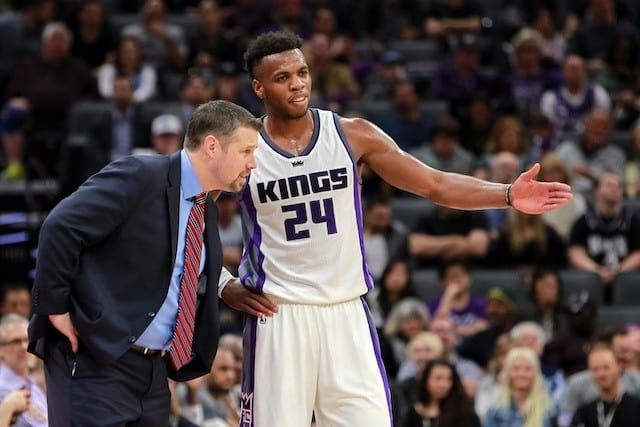 Buddy Hield, Kings