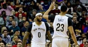 DeMarcus Cousins, Anthony Davis, Pelicans