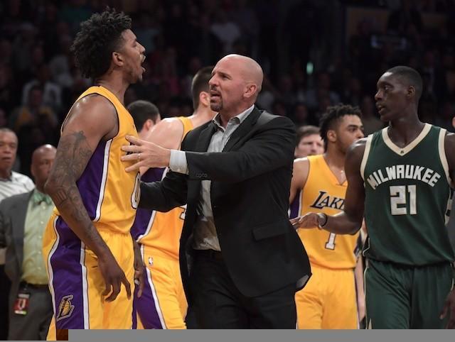 Nick Young, Jason Kidd, Lakers, Bucks