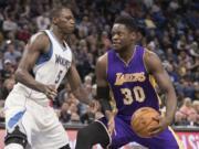 Julius Randle, Lakers, Timberwolves