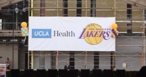 Lakers UCLA Health Training Center