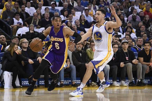 Jordan Clarkson Lakers