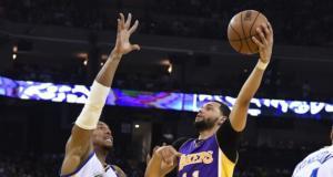 Tyler Ennis, Lakers, Warriors